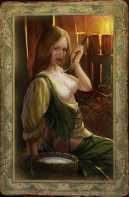the from yennefer 3 witcher Ulysses: jehanne darc to renkin no kishi