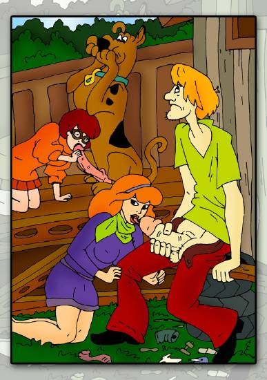 doo scooby boo brothers meets Do s one punch man