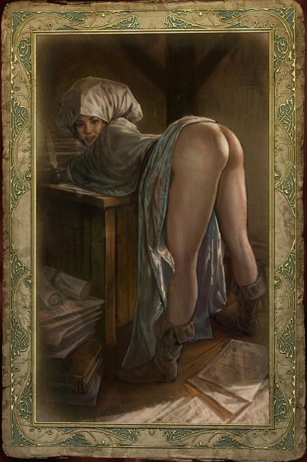 the from witcher 3 yennefer Legend of zelda 3d porn
