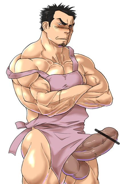 is praise a what kink Wanna be the strongest in the world nudity