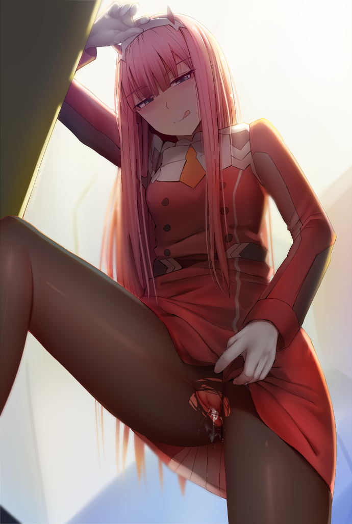 uncensored darling franxx the in Five nights at freddy's girls naked