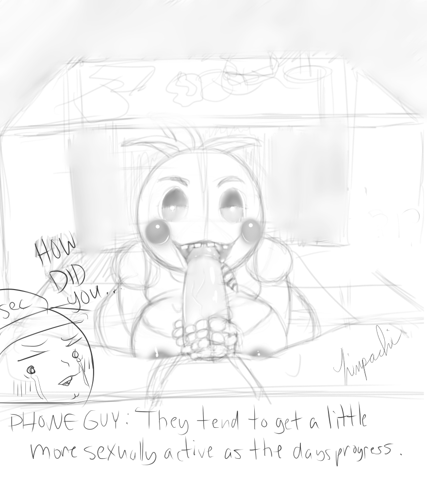 2 chica toy fnaf porn Five nights at freddy's animes