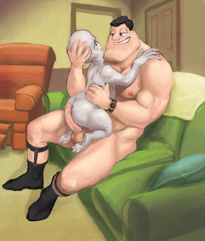 porn gay dad cartoon american Nasaka and the valley of the wind