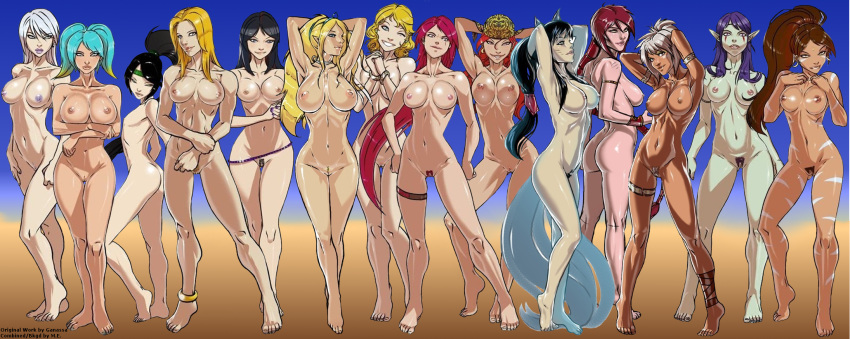 legends league naked of ashe Fake factory half life 2