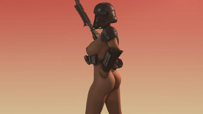 one nude rogue star wars Tom and jerry robot cat