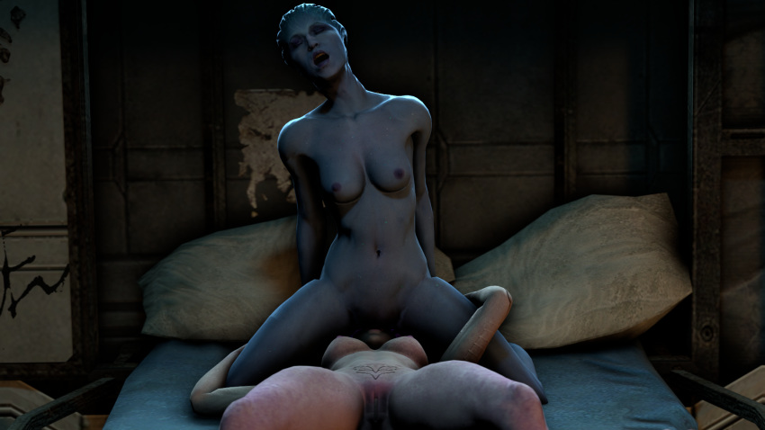 mass effect nude cora andromeda French maid beauty and the beast