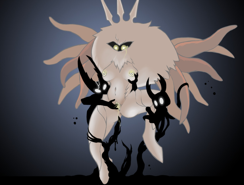 hollow seeker knight mode god Sonic ray the flying squirrel