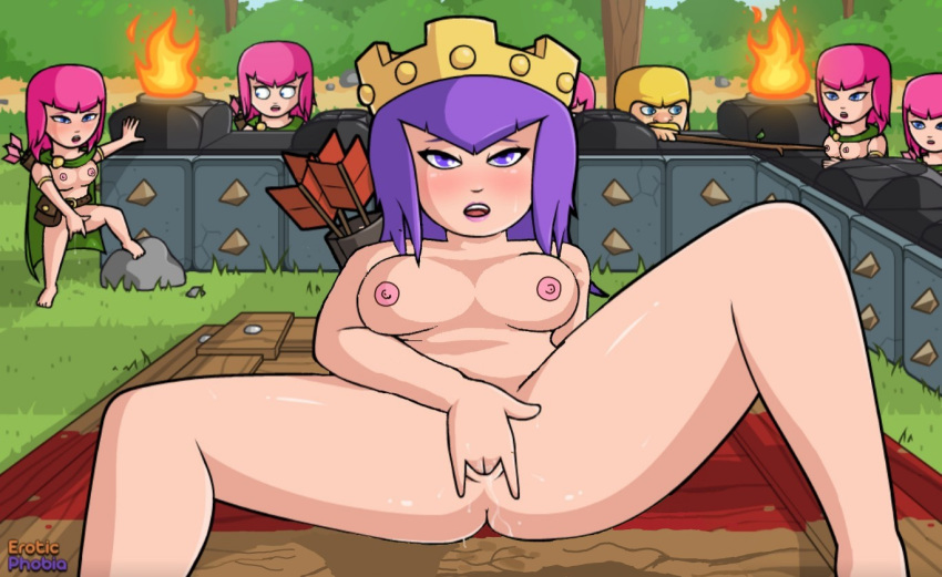 porn of valkyrie clash clans Team fortress 2 female scout