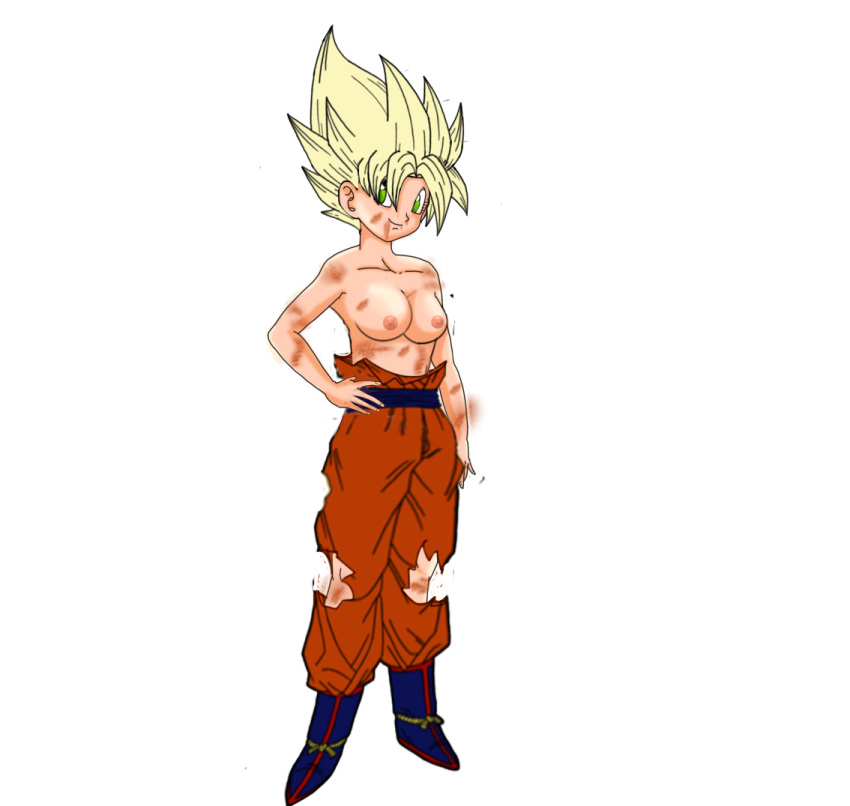 goku rule female 63 hentai Florian tales of the abyss
