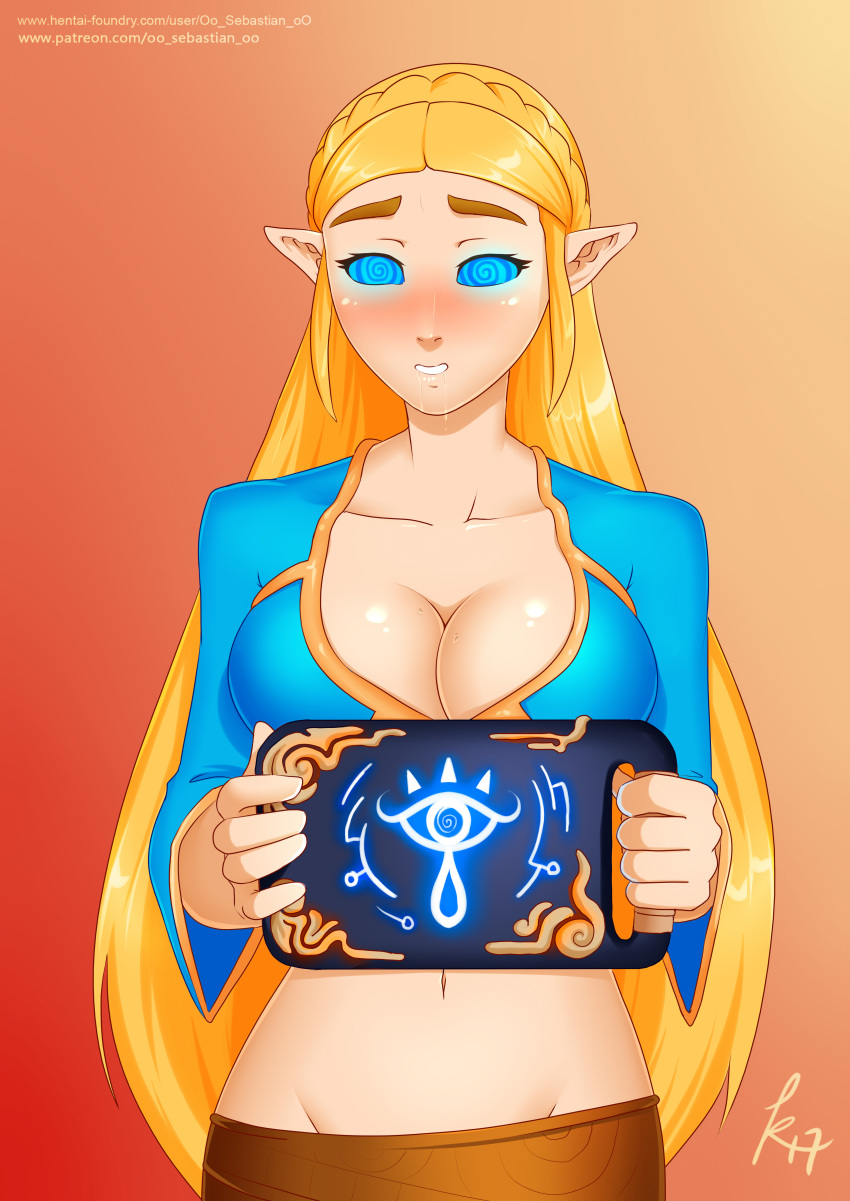 hentai of breath the zelda princess wild Great prince of the forest